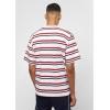 Karl Kani Stripes Tee navy/red/white