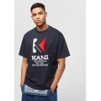 Karl Kani Stripe Tee Navy/Red/White