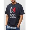 Karl Kani Stripe Tee Navy/Red/White