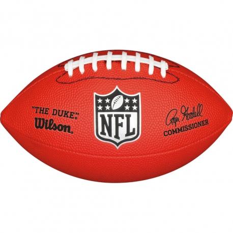 WILSON NFL MINI REPLICA FB - RED