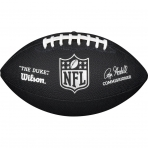 WILSON NFL MINI REPLICA FB - BLACK
