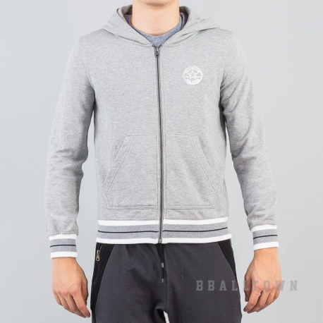Converse Awk Core Plus Fz Hoodie Vintage Grey Heather