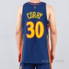 MITCHELL & NESS NBA SWINGMAN JERSEYS GOLDEN STATE WARRIORS 2009-10 / STEPHEN CURRY Nr. 30 NAVY/RED
