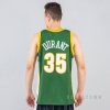 MITCHELL & NESS NBA SWINGMAN JERSEYS SEATTLE SUPERSONICS 2007-08 / KEVIN DURANT No. 35 GREEN/WHITE
