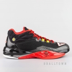 PEAK Basketball Shoes Black/Red (E64003A)