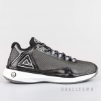 PEAK Basketball Shoes Black/White (E64323A)