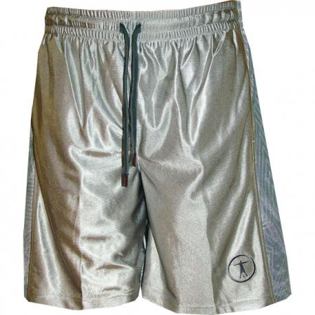 Converse Wade Star Shorts Silver Kids