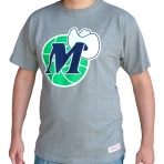 Mitchell &Ness  Dallas Mavericks Traditional Tee