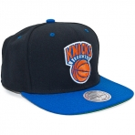 MITCHELL & NESS NY KNICKS BLACK 2 TONE