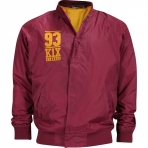 K1X nation of hoop college jacket