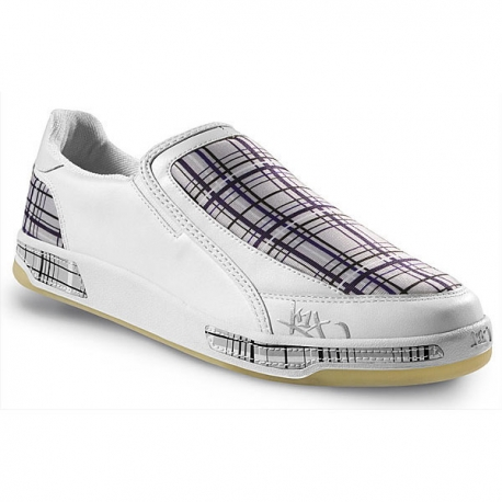 K1X Look Ma No Lace white lilac