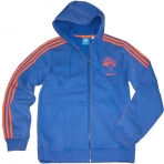 Adidas Varsity NY Knicks NBA zip Jacket