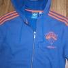 Adidas Varsity NY Knicks NBA zip Jacket