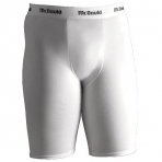 McDAVID Deluxe Compression Short White