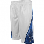 AND1 STAND TALL SHORT WHITE AND ROYAL