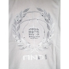 AND1 BLANK CANVAS CHECKBALL BLING TEE