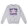 MAJESTIC NFL NEW YORK GIANTS GREY