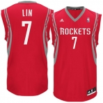 Adidas Lin Hoston Rockets Replica Jersey