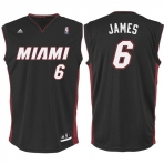 Adidas James Miami Heat Replica Jersey
