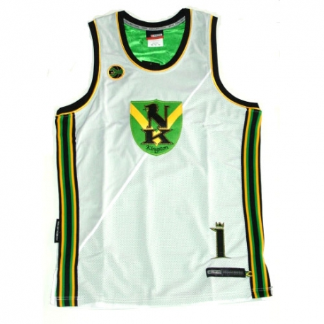 AND1 KINGSTON JERSEY