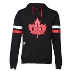 K1X leaf hockey hoody